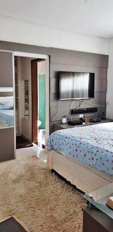 Linda! Casa de 3 Quartos sendo 01 Suíte com closet na Colônia Agrícola! - Foto 8