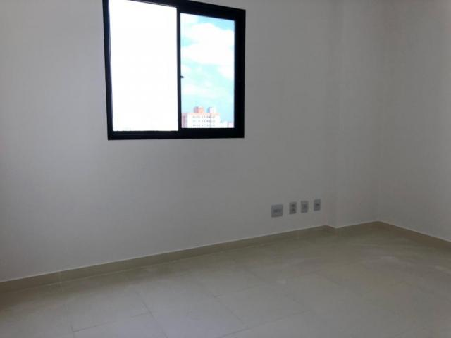 Ed. Águas de março - apto 89 m² - 3/4 sendo 1 suíte - 18º andar - Foto 9