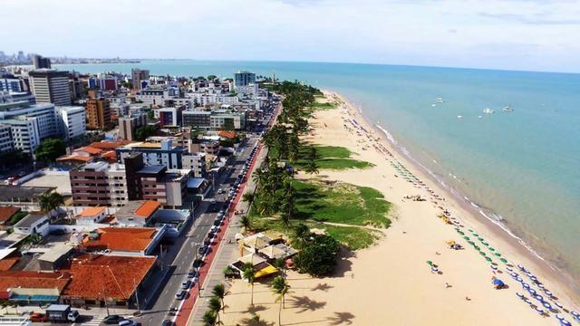 605 - Flat mobiliado em Cabo Branco 50m da praia - Foto 18