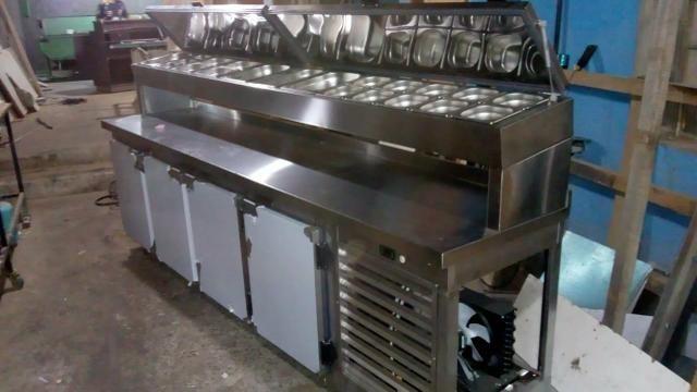Fabricamos toda linha de cozinha industrial sob medida para seu restaurante - Foto 6
