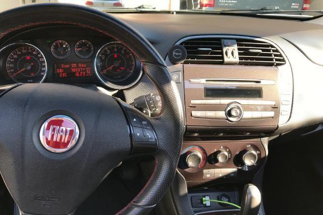 Fiat Bravo Sporting 1.8 16v Dualogic 2013 - Foto 6