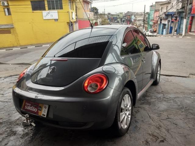 Volkswagen New Beetle Automático Teto Solar - Foto 8