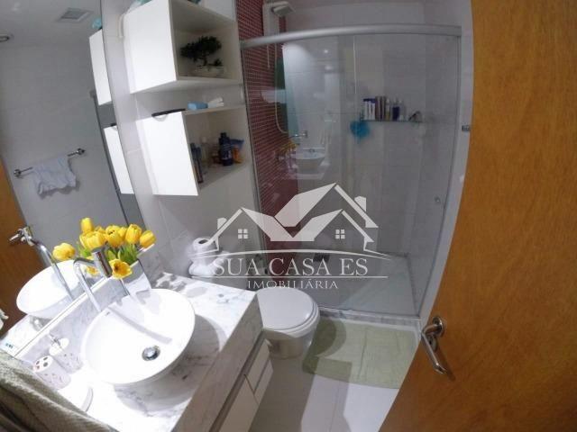 GM Apartamento à venda com 3 dormitórios em Colina de laranjeiras, Serra - Foto 15