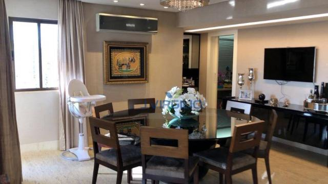 Apartamento triplex com 4 dormitórios à venda, 400 m² por r$ 1.399.000,00 - setor nova sui - Foto 15