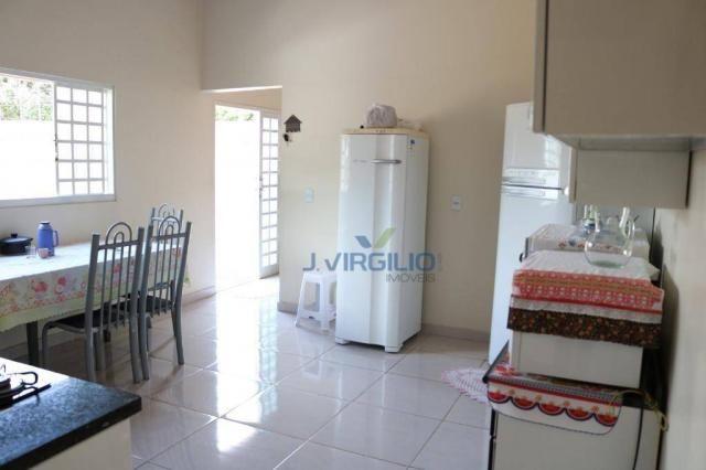Casa com 3 dormitórios à venda, 150 m² por R$ 210.000 - Residencial Privê Norte - Goiânia/ - Foto 15