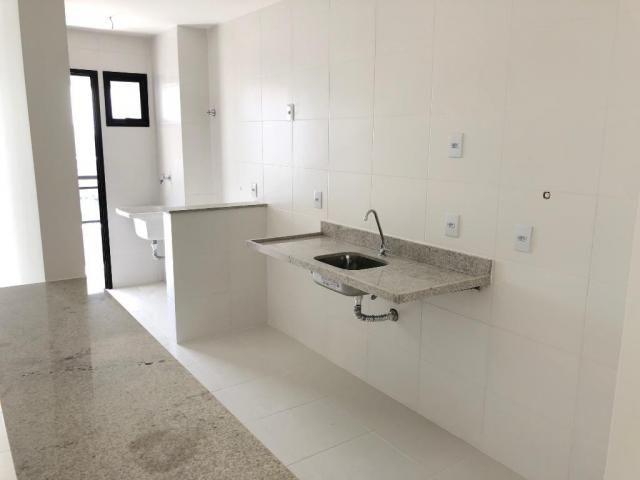 Ed. Águas de março - apto 89 m² - 3/4 sendo 1 suíte - 18º andar - Foto 3