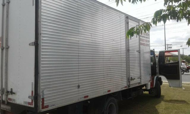Aluga-se os dois lados do meu caminhão baú para anúncios - Foto 3