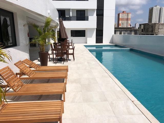 Ed. Águas de março - apto 89 m² - 3/4 sendo 1 suíte - 18º andar - Foto 17