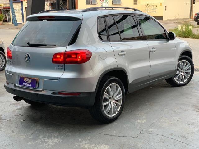 VW Tiguan 1.4 TSI Prata 17/17 - Foto 8