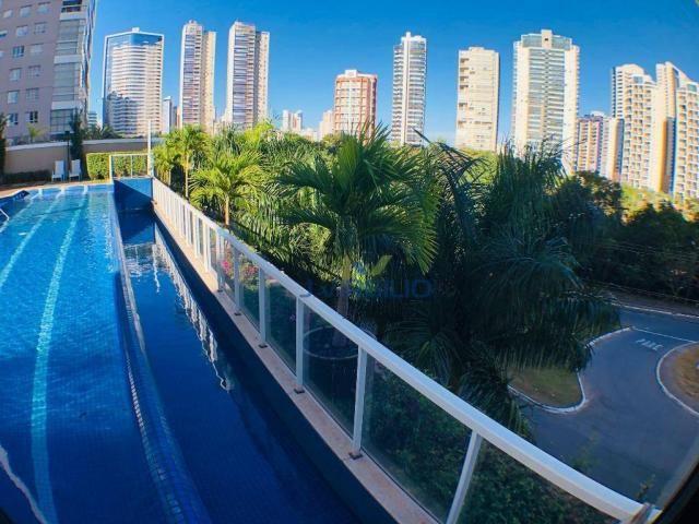 Apartamento 4 suites alto padrao frente ao parque flamboyant - Foto 12