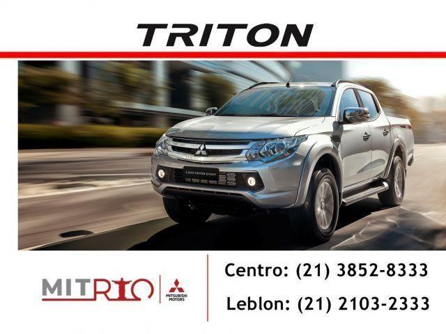 Mitsubishi L200 Triton Sport HPE-S Top de linha 2.4 Diesel Conheça o Mit Facil - Foto 2