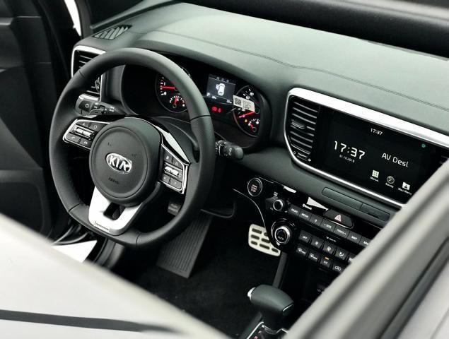 KIA SPORTAGE 2018/2019 2.0 EX 4X2 16V FLEX 4P AUTOMÁTICO - Foto 13