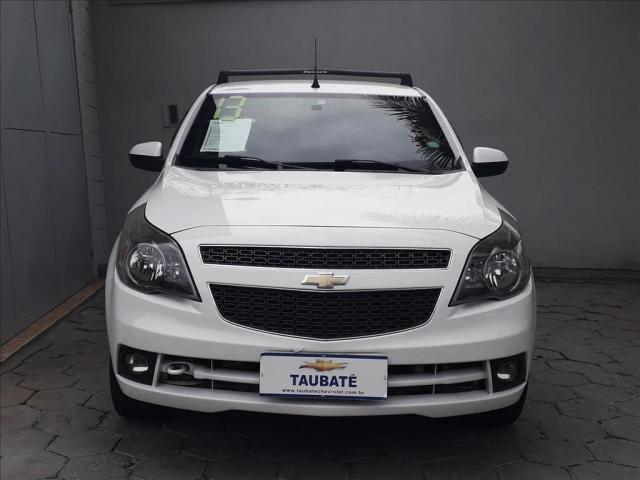 CHEVROLET AGILE 1.4 MPFI LTZ 8V FLEX 4P MANUAL - Foto 2