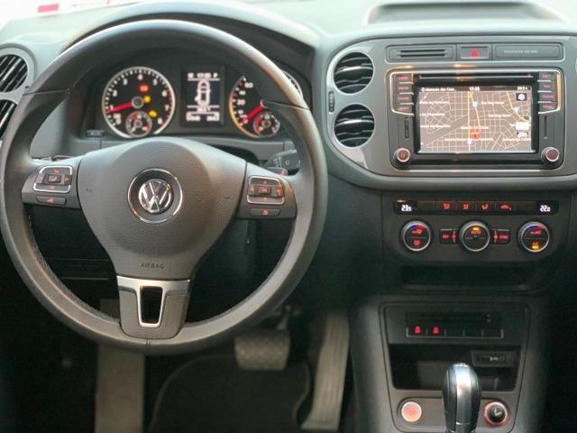 VW Tiguan 1.4 TSI Prata 17/17 - Foto 11