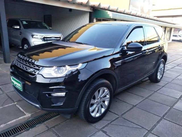 Land Rover Discovery Sport 2.0 TD4 4WD 4P