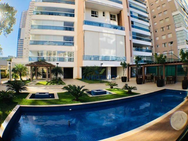 Apartamento 4 suites alto padrao frente ao parque flamboyant - Foto 6