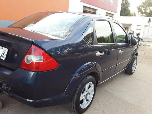 Fiesta sedan 1.6 Azul raridade * - Foto 5