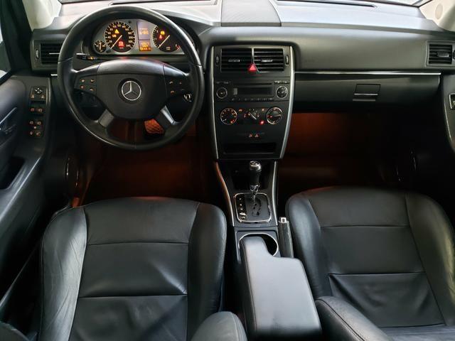Mercedes B170 com 66 mil km rodados Raridade vendo troco e financio R$ 33.900,00 - Foto 19