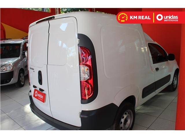 Fiat Fiorino 1.4 mpi furgão hard working 8v flex 2p manual - Foto 5