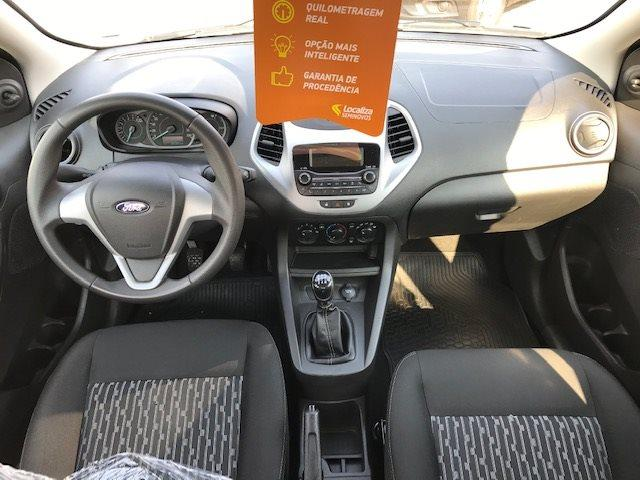 FORD KA 2018/2019 1.5 TIVCT FLEX SE SEDAN MANUAL - Foto 8
