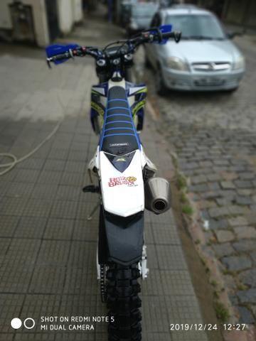 Vendo moto offroad Sherco factory ano 2014/14