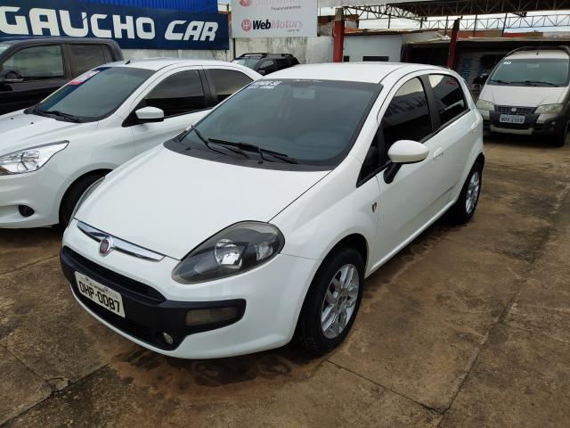 PUNTO 2011/2012 1.4 ATTRACTIVE ITALIA 8V FLEX 4P MANUAL