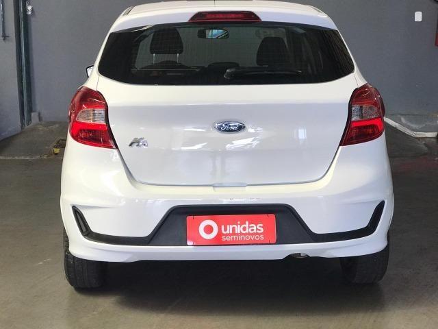Ford KA Tivct 1.0 2018/2019 com IPVA 2020 + Transferência Grátis! - Foto 4