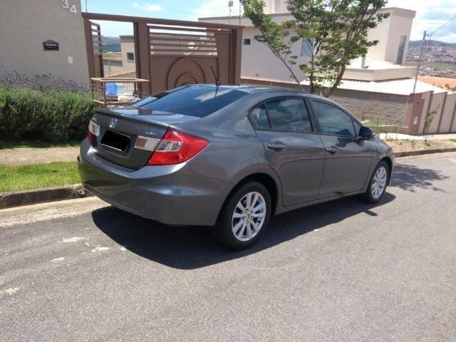 Vendo Honda Civic LXL manual 2012 - Foto 8