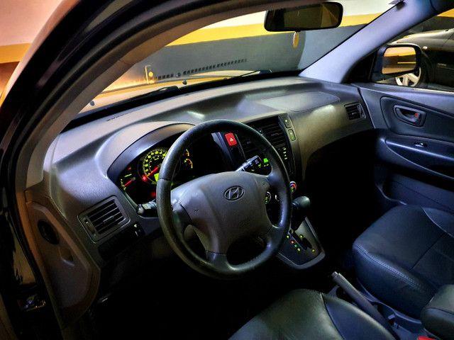 Hyundai Tucson 2.0 Aut 07/07  - Foto 15