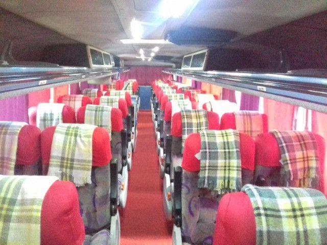 Ônibus DD scania k124 - Foto 5