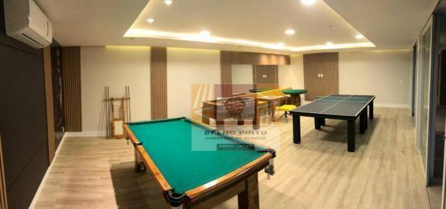 Apartamento para venda com 3 quartos e lazer completo no Guararapes - Foto 9