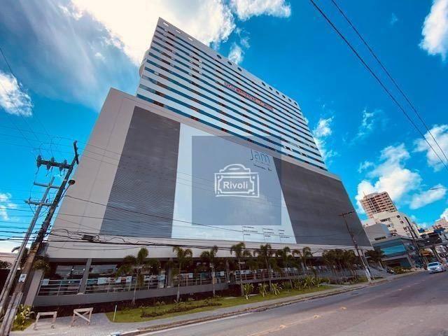 Sala para alugar, 42 m² por R$ 2.400,00/mês - Casa Caiada - Olinda/PE - Foto 8