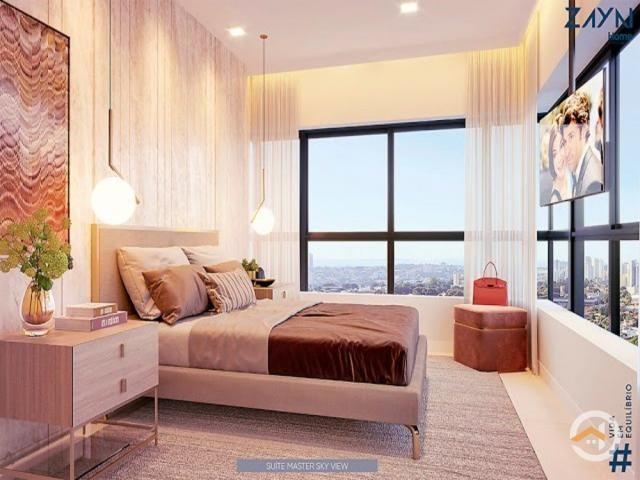 Apartamento à venda com 4 dormitórios em Setor marista, Goiânia cod:4244 - Foto 11