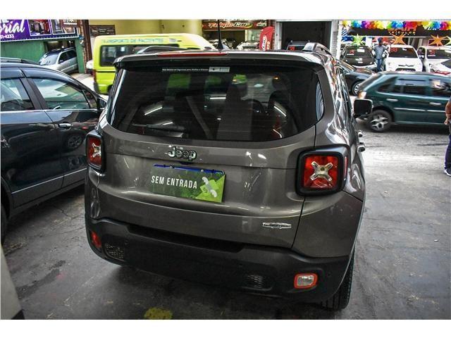 Jeep Renegade 1.8 16v flex longitude 4p automático - Foto 5