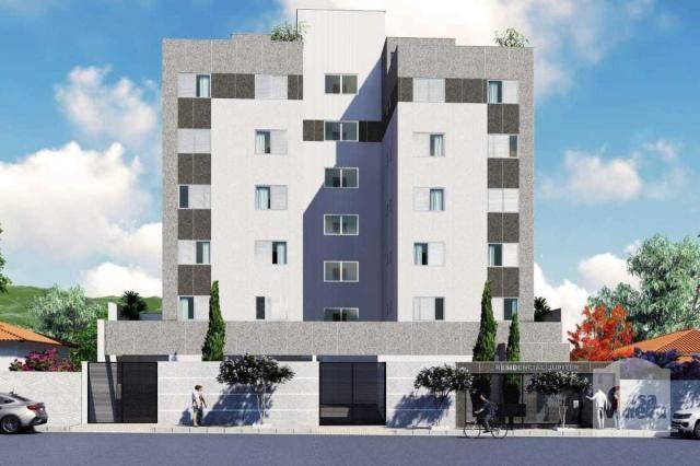 Apartamento à venda com 3 dormitórios em Ana lúcia, Sabará cod:272991 - Foto 2