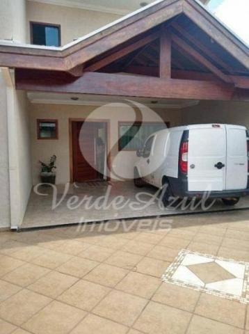 Casa à venda com 4 dormitórios em Jardim dona regina, Santa bárbara d'oeste cod:CA007648 - Foto 5