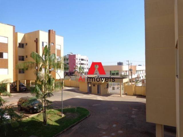 Apartamento com 3 dormitórios à venda, 90 m² por R$ 350.000,00 - Jardim Europa - Rio Branc - Foto 2