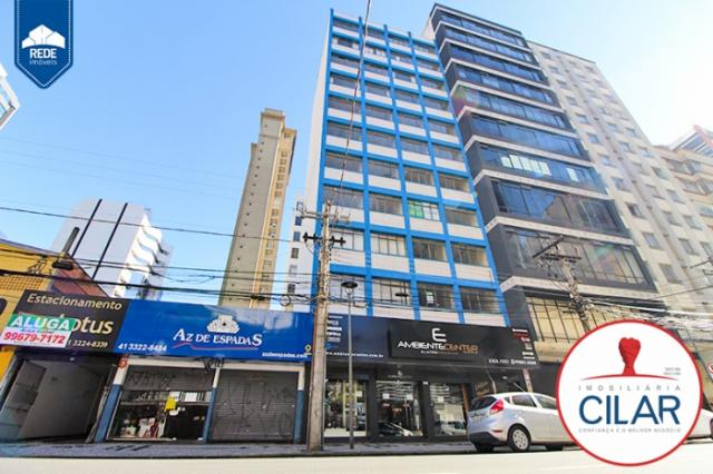 Escritório para alugar em Centro, Curitiba cod:00005.027 - Foto 2