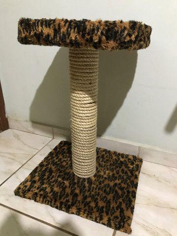 Poltrona com arranhador para gatos- Americana SP - Foto 3