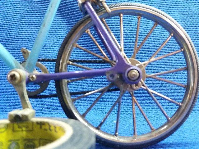 Bicicleta Miniatura - Foto 4