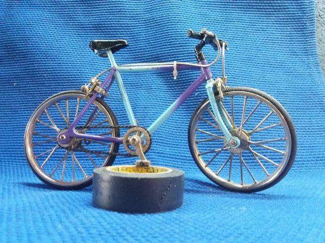 Bicicleta Miniatura - Foto 3