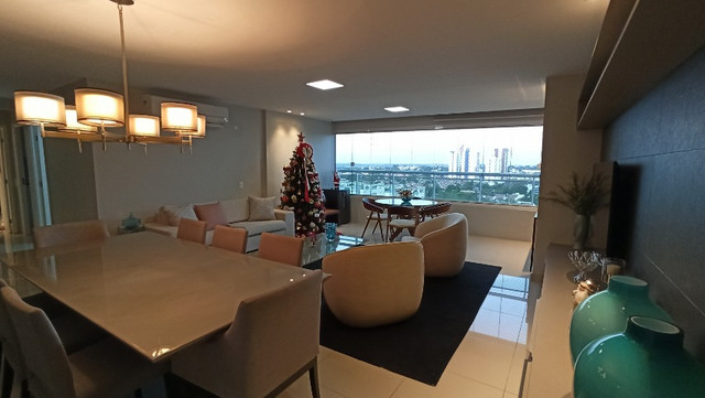 Apartamento 141m² no Horto, 4 suítes, Lazer MKT54828 - Foto 3