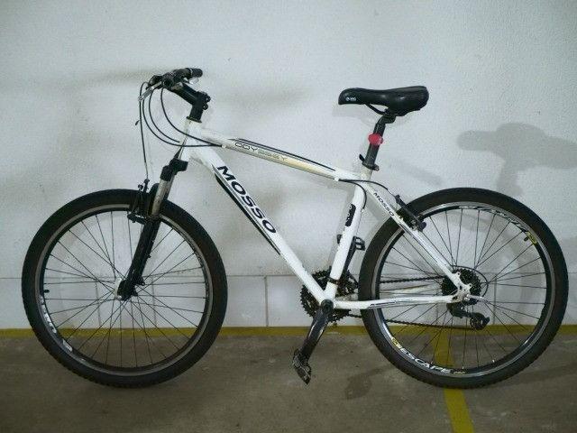 Bike Mosso, Relação Shimano Alívio