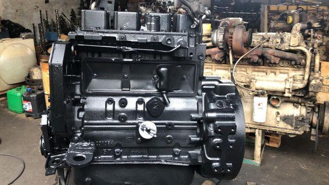 Retroescavadeira motor para retros: Newholland,  CaseN,   * - Foto 6