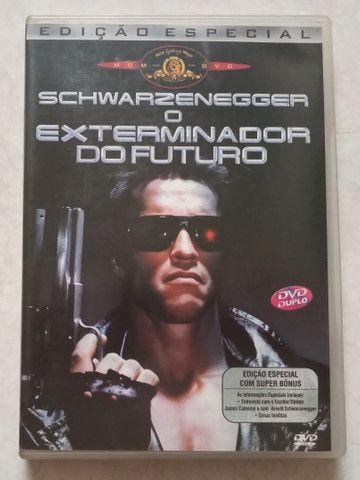 Filmes Arnold Schwarzenegger  - Troco por jogos de videogames