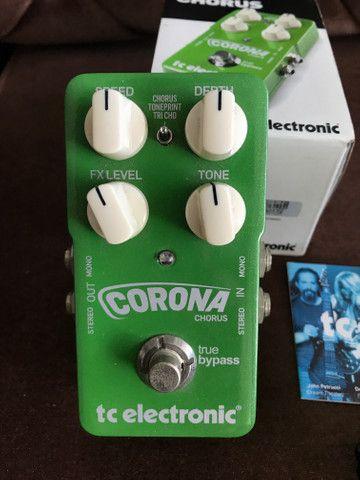 Corona Chorus - Tc Electronic - Foto 2