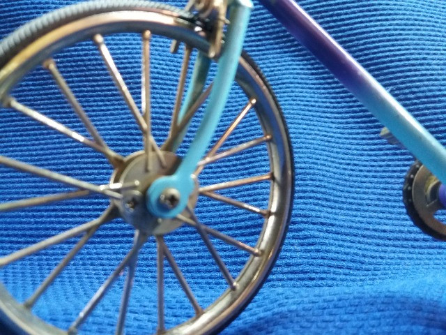 Bicicleta Miniatura - Foto 2