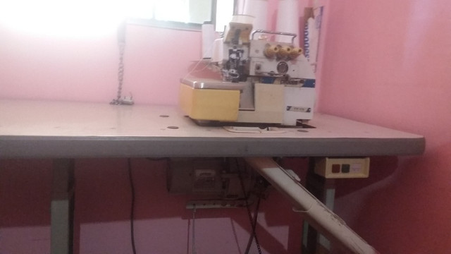 Máquina de costura overlok - Foto 6