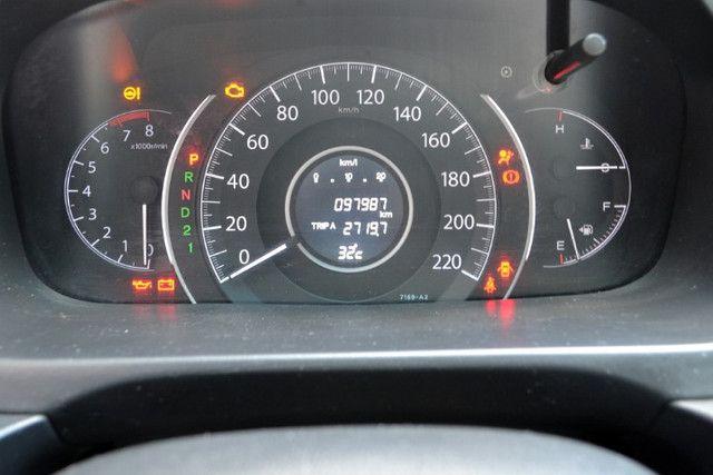 Honda CR-V LX 2.0 Aut. Blindado - Impecável - 2012 - Foto 12
