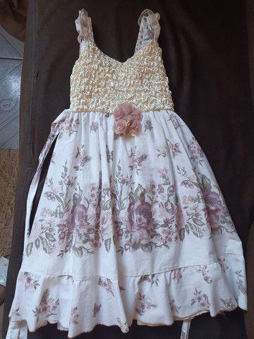 Vestidos menina - Foto 2